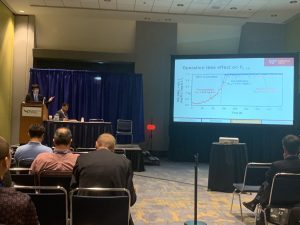 Six oral presentations from our team including a featured speaker one were presented in WEFTEC 2019 in Chicago on Sep 23-25
