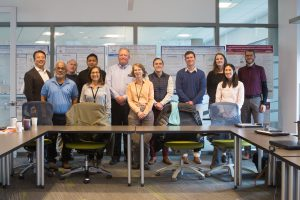 On Jan 24, 2020, representatives from Arlington, AlexRenew, Fairfax County, HRSD, Loudoun Water, UOSA, and WSSC met in the CAWRI annual meeting to discuss the future of applied wastewater research in Northern Virginia.