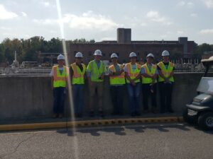On Oct 3, 2019, we toured the Noman M. Cole Jr., Pollution Control Plant. Plenty of research to be done here.