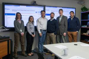 Read more about the article On Dec 11, 2018, CAWRI held a second meeting to discuss the research center's management procedure. CAWRI members from five utilities joined the meeting.