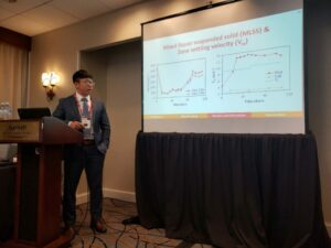 Read more about the article Between July 7-10, we presented five oral presentations and three posters in 2019 ASABE conference in Boston
